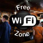 Gli italiani vanno solo dove c'è il Wifi.
